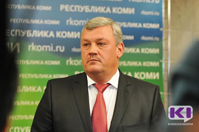 Сергей Гапликов примет участие в выборах главы Коми