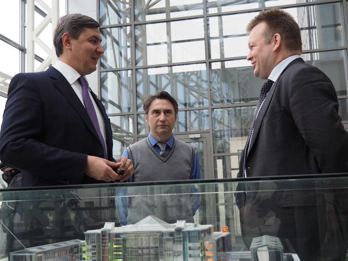 Минкомсвязи Коми познакомилось с опытом в сфере IT и медиа Татарстана