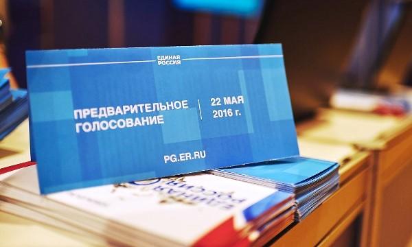 В Коми утверждены темы дебатов на предварительное голосование