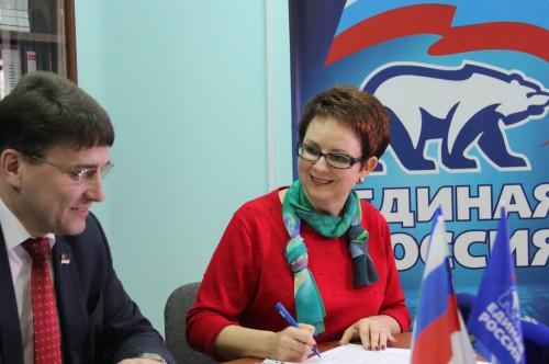 Ольга Савастьянова нацелилась на Госдуму