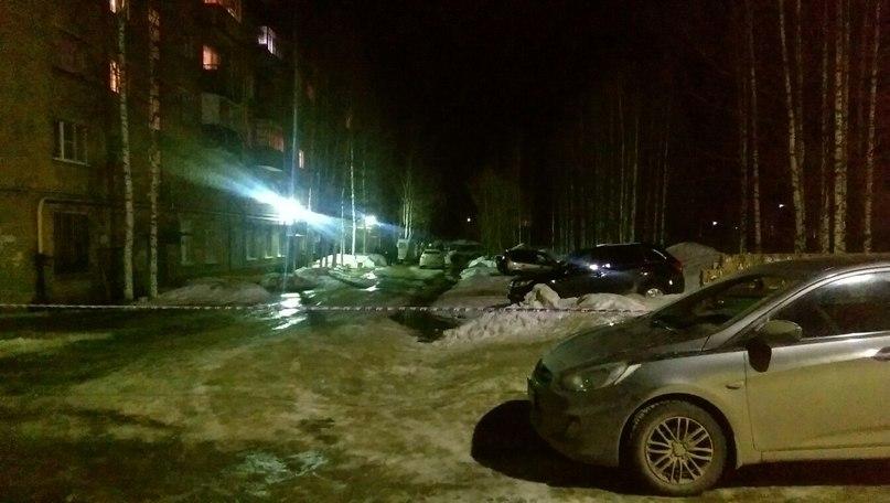 Сосногорский стрелок убит при задержании