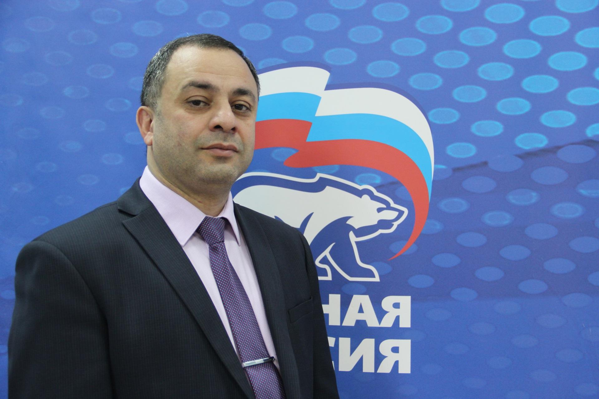 Предприниматель Ахмедага Ахмедов хочет представлять Коми в Государственной Думе