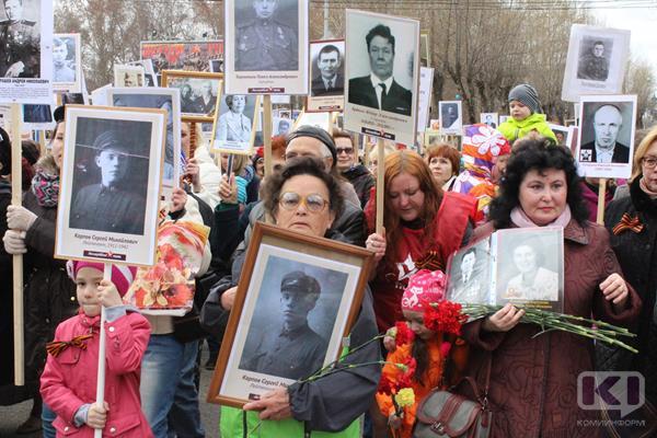 В Сыктывкаре идет подготовка к празднованию 71-й годовщины Победы в Великой Отечественной войне