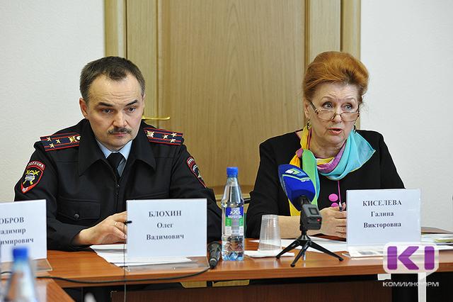 Дорожная полиция оставит заслон для большегрузов на усть-куломском направлении до конца мая