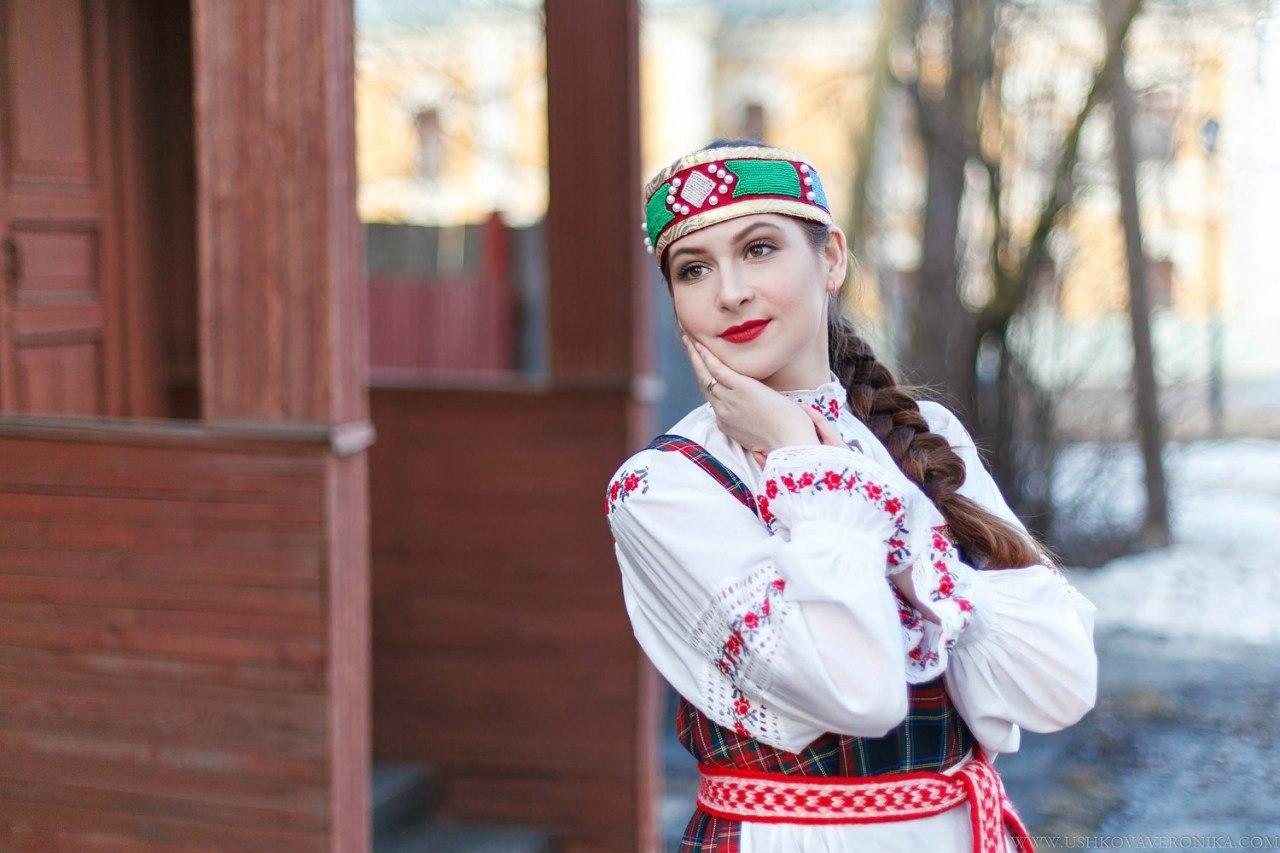 Уроженка Коми Анастасия Васильева стала Мисс студенчества Финно-Угрии