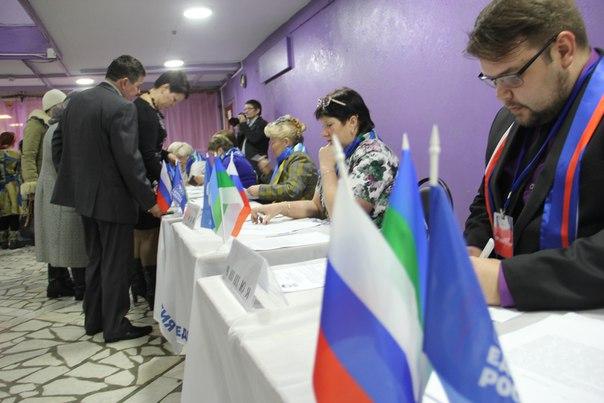 По итогам праймериз в Сысольском районе победу одержал Сергей Гапликов