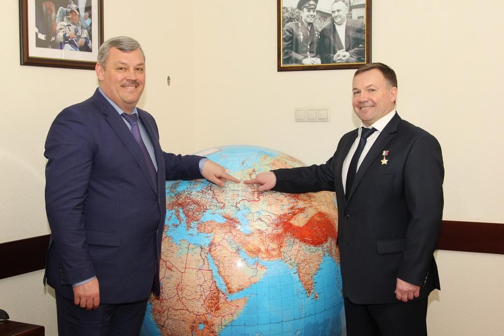 Республика Коми и Центр подготовки космонавтов имени Юрия Гагарина будут совместно проводить научно-технические и образовательные проекты