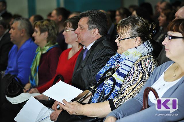 Усть-Вымский район принимает участников второго предварительного партийного голосования по выборам главы Коми