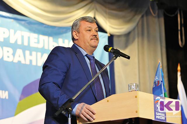 Сергей Гапликов пообещал жителям Микуня качественную воду