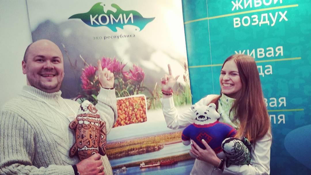 Коми этнобренды встречают весну в Москве на 3-й международной выставке Art&Craft Expo (Хобби 2016)