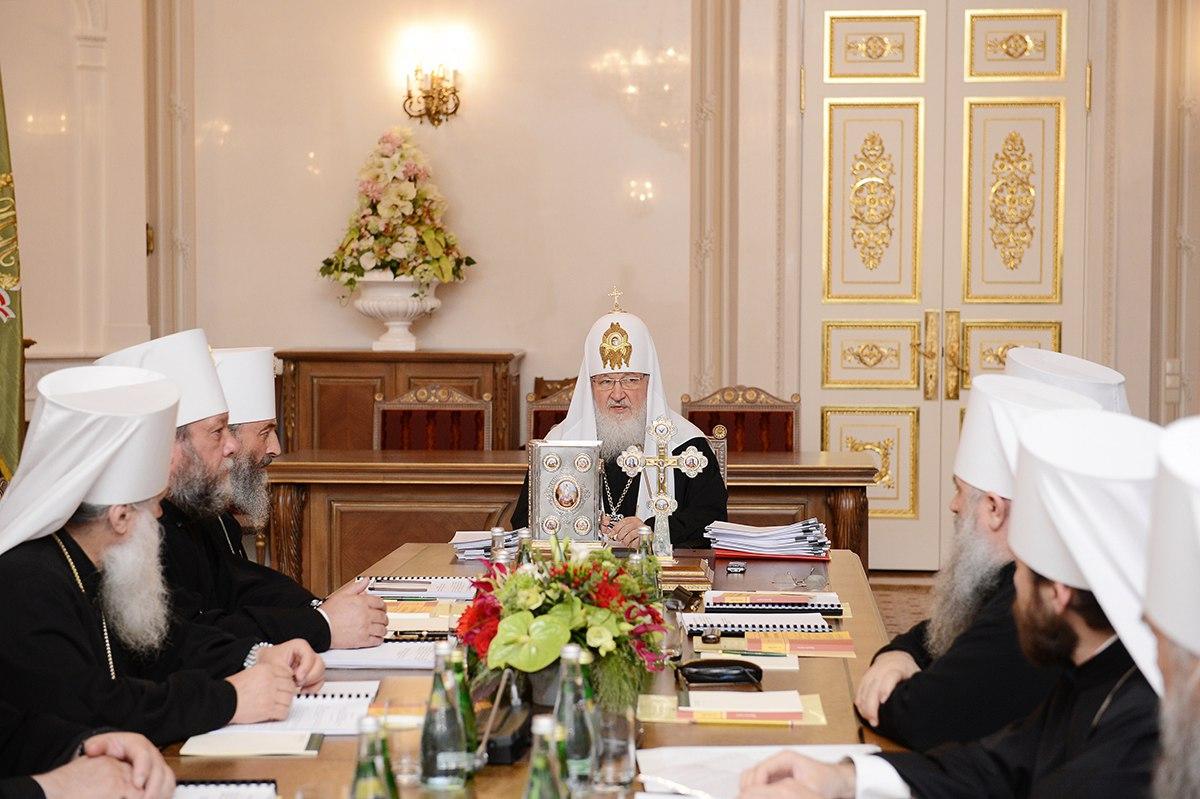 Священный Синод разделил Республику Коми на две епархии