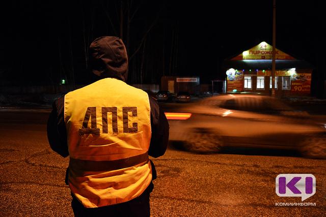 В Сыктывкаре снят план-перехват водителя, который сбил ребенка