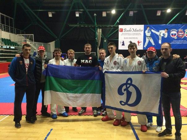 Сборная команда Коми впервые стала серебряным призером Чемпионата и Первенства России по тхэквондо (ГТФ)