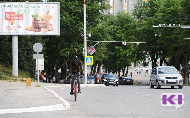 На повышение безопасности дорожного движения в Сыктывкаре будет направлено более 23 млн. рублей