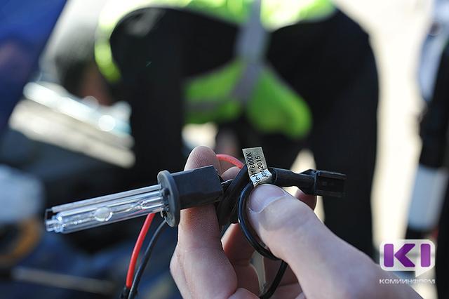 Дорожная полиция Сыктывкара устроила облаву на