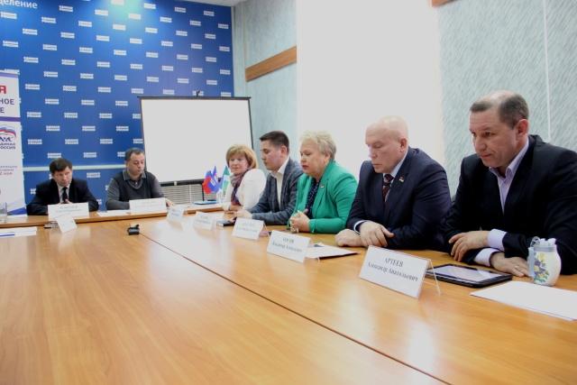 Кандидаты в Госдуму России от