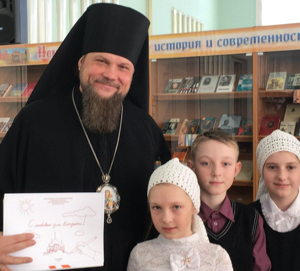 В столице Коми презентовали двухтомник стихов архиепископа Сыктывкарского и Коми-Зырянского