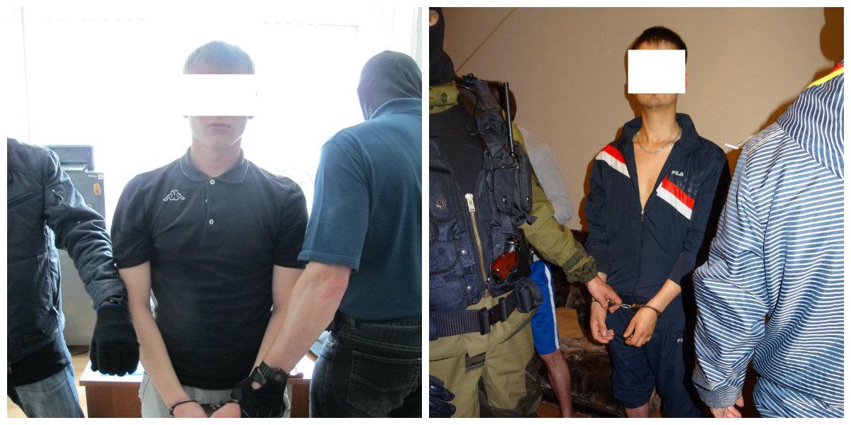 20 лет лишения свободы могут получить два брата за распространение спайсов в Сыктывкаре