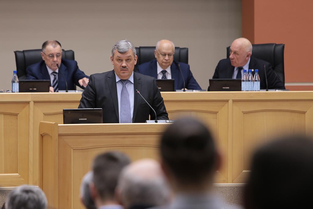 Сергей Гапликов призвал бизнес-сообщество к сотрудничеству в реализации Программы возрождения республики