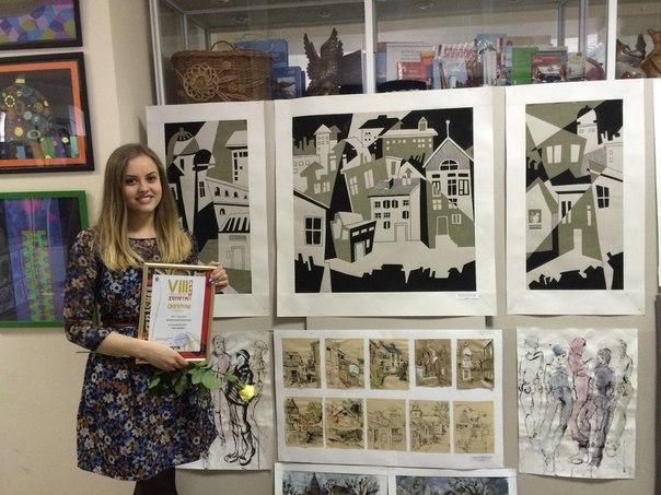 Студентка из Коми стала победительницей международного конкурса молодых дизайнеров