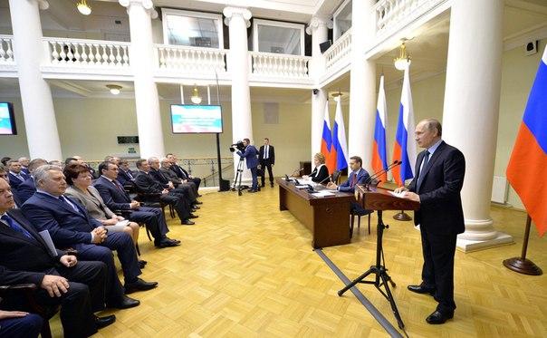 Важно, чтобы выборная  кампания прошла без нарушений и в абсолютно конкурентной и честной борьбе - Путин