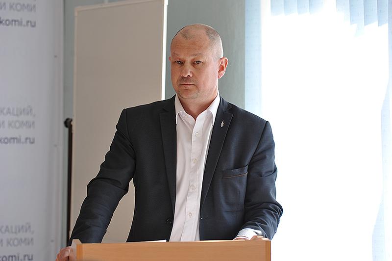 Эдуард Пименов остался у руля Союза журналистов Коми
