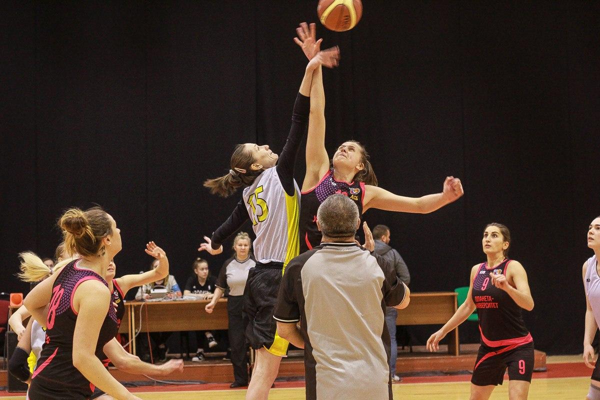Ухта и Сыктывкар сошлись в финале баскетбольного Чемпионата Республики Коми