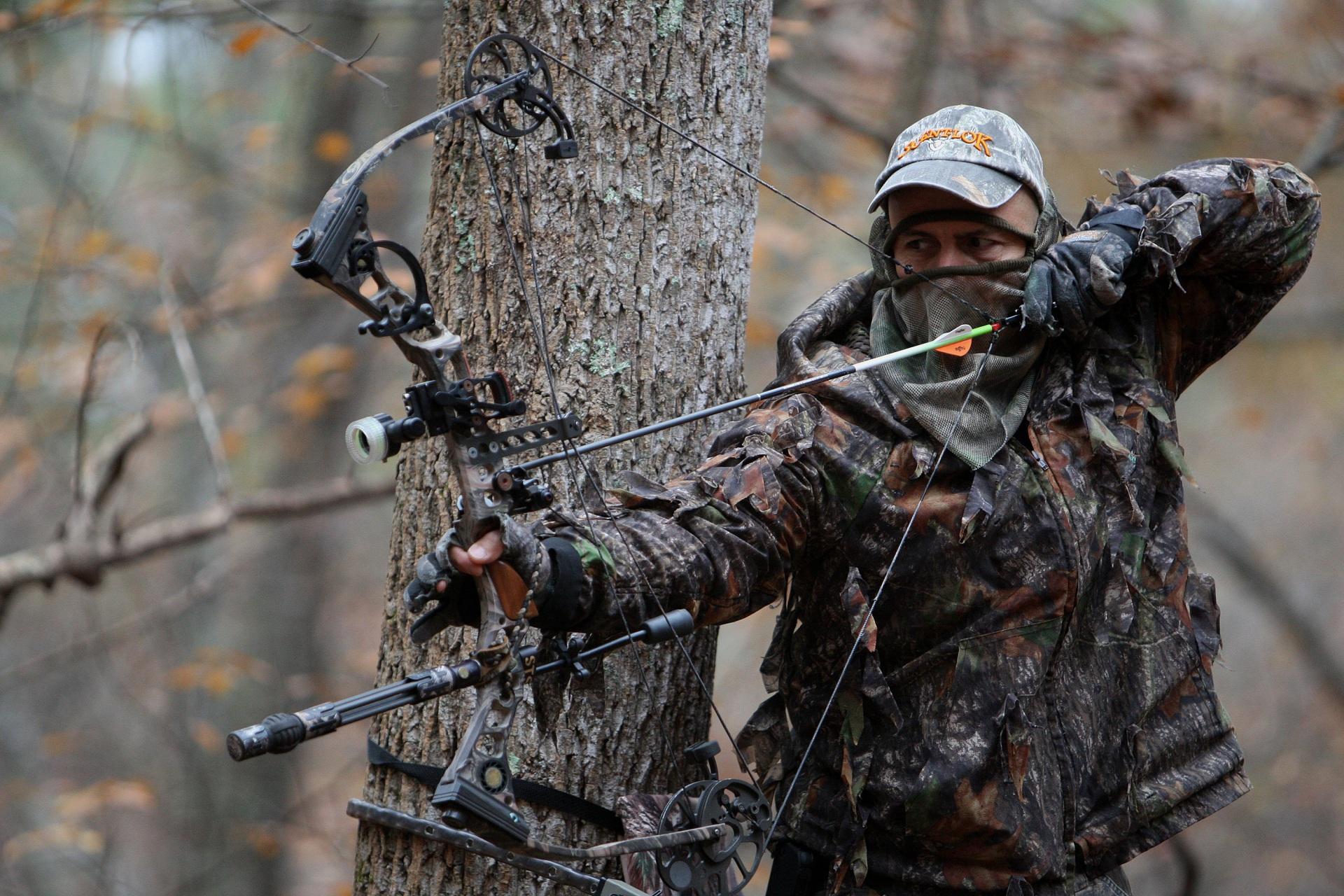 В России узаконят охоту с луком
