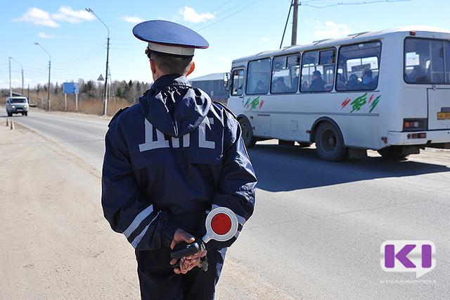 В День Победы в Сыктывкаре ограничат движение и изменят маршруты автобусов