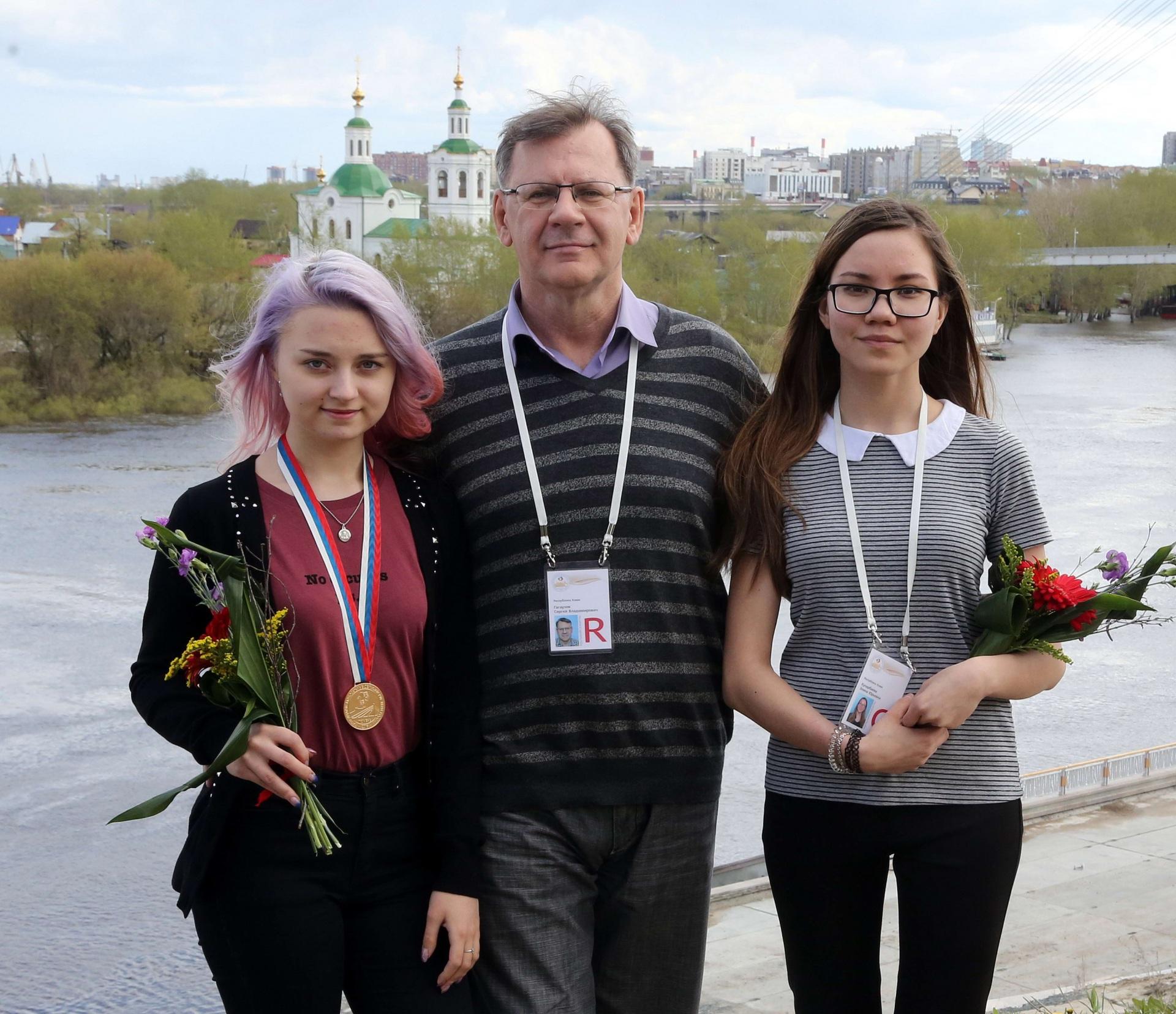 Юная художница из Воркуты Валерия Буторина завоевала золотую медаль на Дельфийских играх России