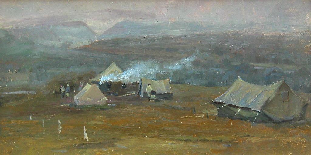 Высокопоставленные геологи передадут в дар музею коллекцию уникальных картин