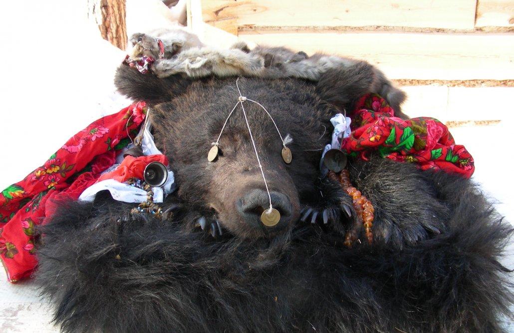Сыктывкарцы познакомятся с медвежьими игрищами обских угров