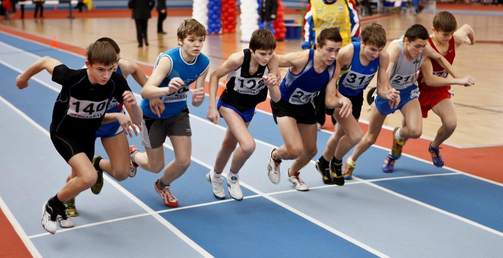 Лучшие легкоатлеты Коми испытают свои силы в Сыктывкаре