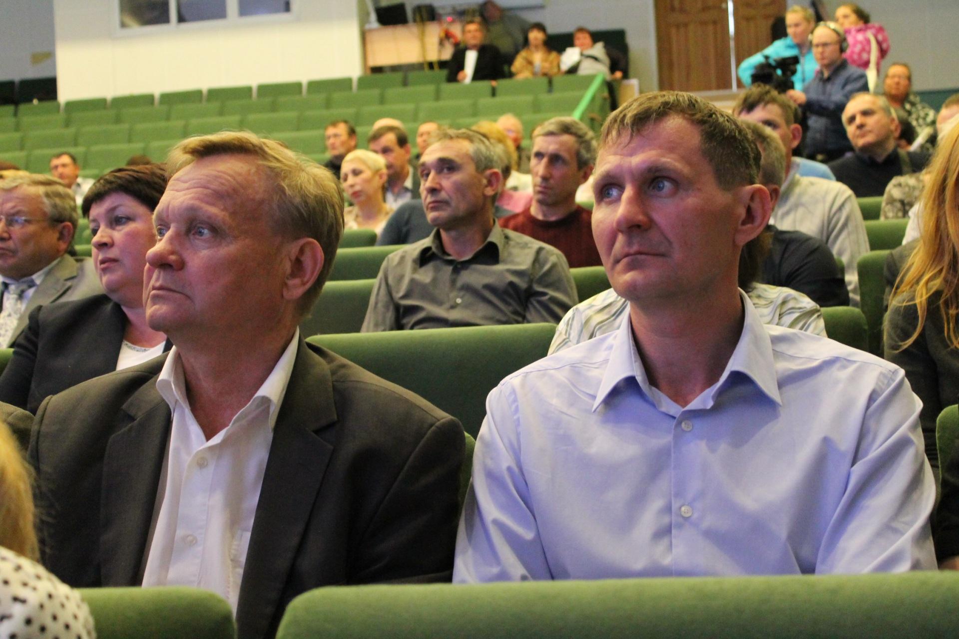 Сергей Гапликов призвал фермеров включиться в инновации