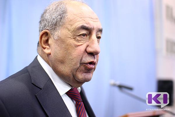Игорь Шпектор: Республике нужен свой человек в главном законодательном органе страны