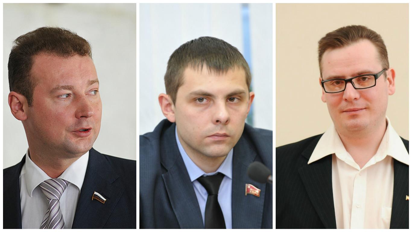 Коммунисты Коми определились с тройкой паровозов на выборах в Госдуму
