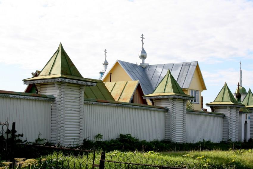 В Коми отметили 20-летие Усть-Вымского монастыря