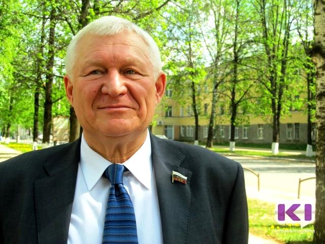 Владимир Поневежский: