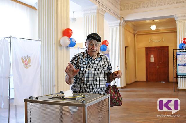 Участок в школе №1 обеспечил самую высокую явку в Сыктывкаре