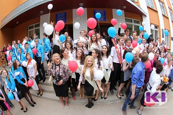 В Коми в этом году последний школьный звонок прозвенит более чем для 13,5 тыс. выпускников