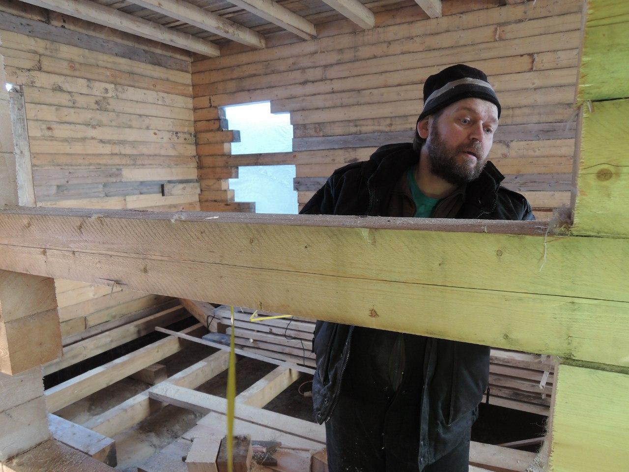 Срок заготовки древесины жителями  Коми для строительства домов предполагается увеличить с года до 20 лет
