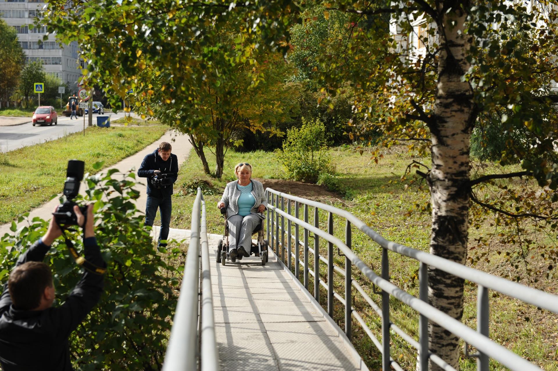 Сыктывкарцам предложат побыть на месте людей с инвалидностью