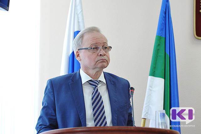 Экс-председатель Контрольно-счетной палаты Коми Михаил Евдокимов отпущен под залог в 1 млн. рублей