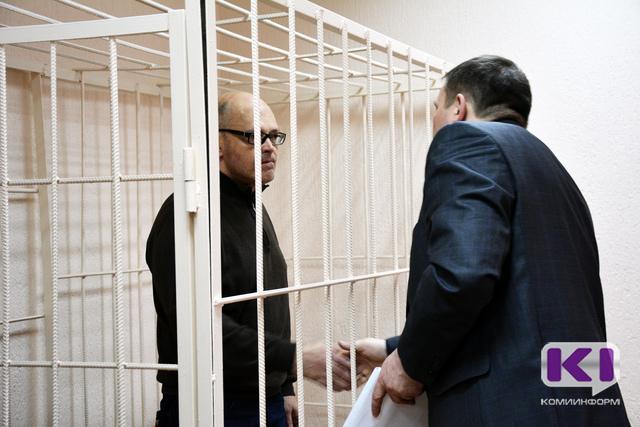 Бывший замруководителя администрации главы и правительства Коми проведет под стражей еще почти три месяца