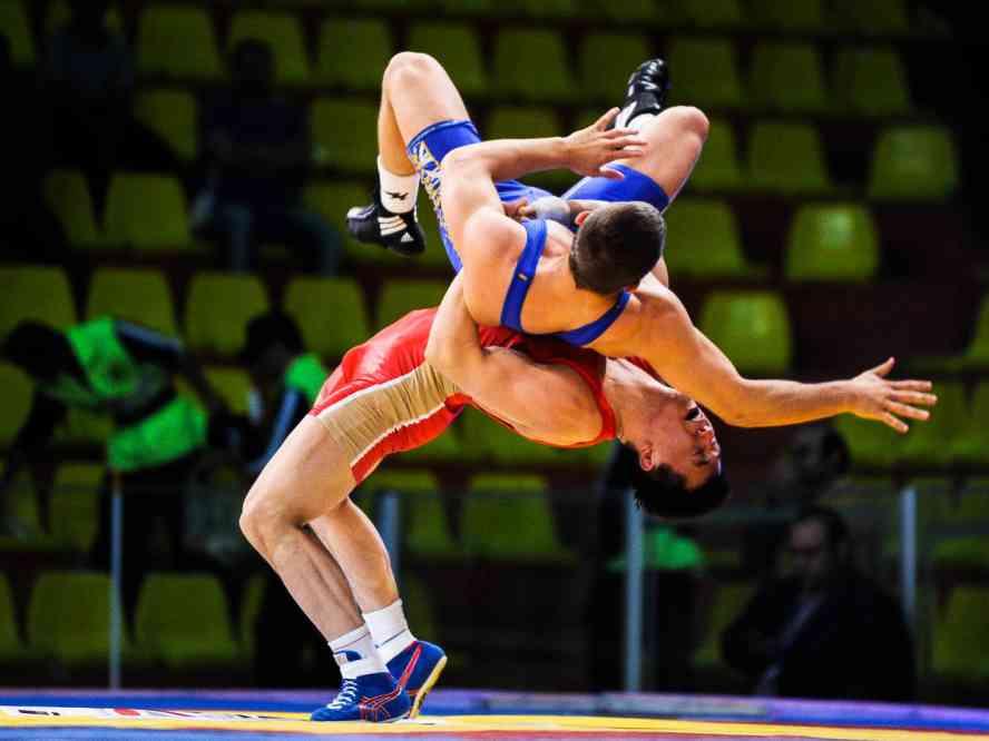 Ухтинцы Леонид Савхаев и Тагир Давлетов выступят на Чемпионате России по греко-римской борьбе в Грозном