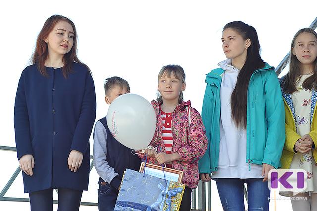 В Сыктывкаре наградили победителей конкурса