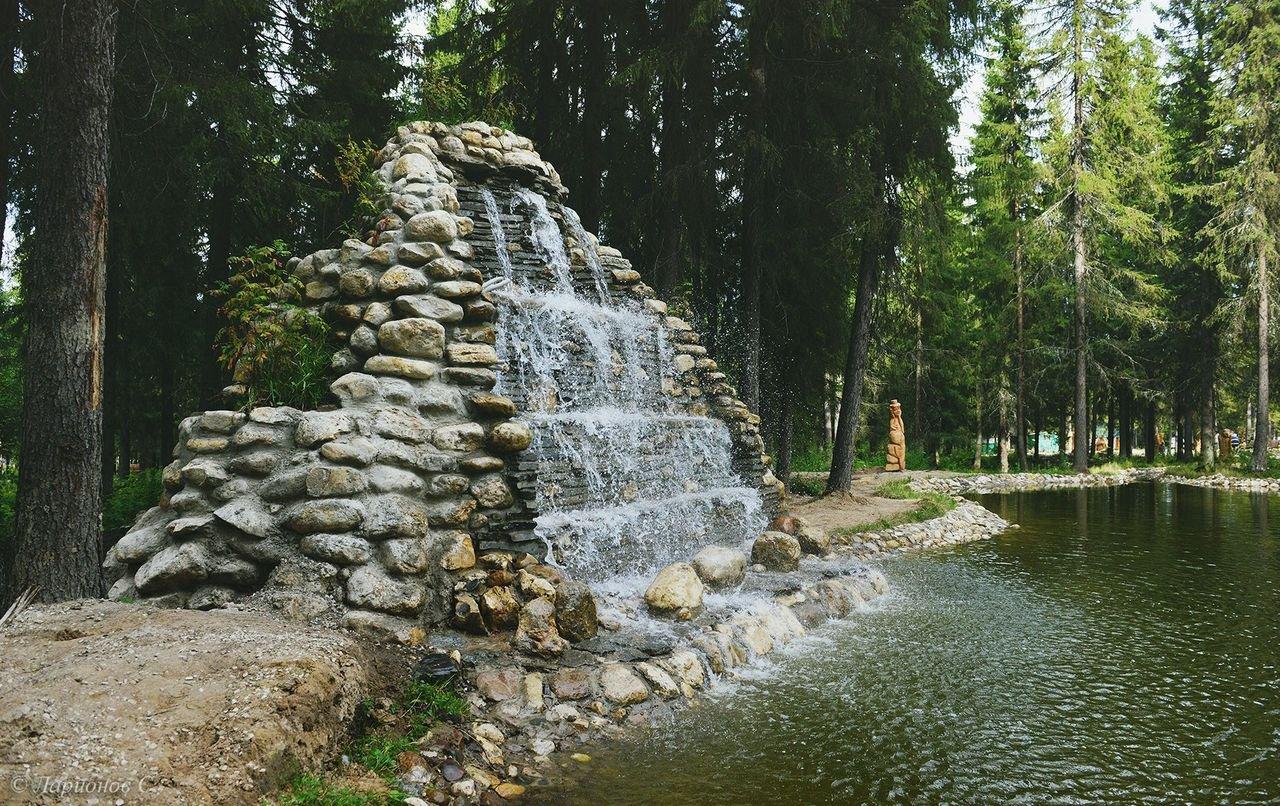 Коми УФАС России аннулировало аукцион на обустройство парка в Сосногорске