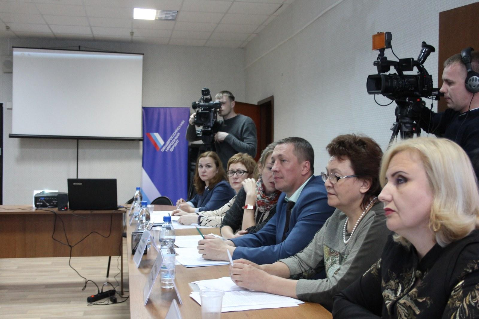 Активисты ОНФ в Коми встали на защиту семей сыктывкарских медиков