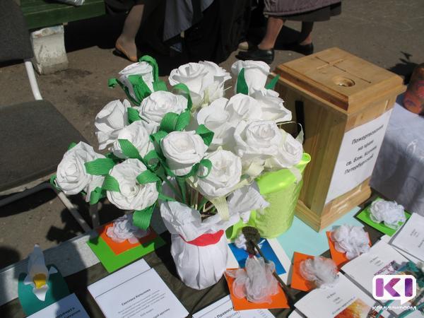 """На акции """"Белый цветок"""" в Сыктывкаре соберут пожертвования для малыша с врожденным пороком сердца"""