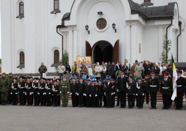 На выходных кадеты республики покажут себя на XII военно-патриотическом Троицком слете